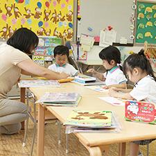ECCジュニア課外英語教室